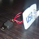 Переходник MiniUSB - USB-B